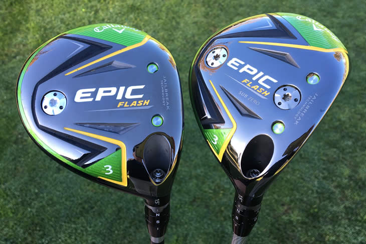 "featured image of blog titled ""How Epic is the Groundbreaking Technology behind The Callaway Epic Flash Sub Zero Triple Diamond Driver?"""